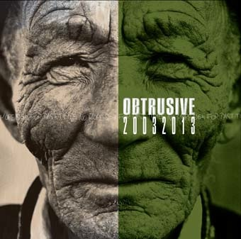 Obtrusive : 20032013 LP
