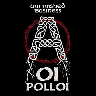 Oï Polloï: Unfinished business LP