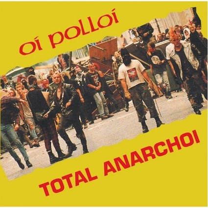Oï Polloï : Total Anarchoï LP