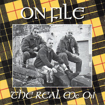 On File : The Real Mc Oï LP