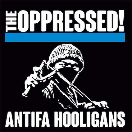 Oppressed (The): Antifa Hooligans EP