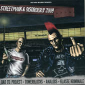 Streetpunk & disorderly 2009 double 7""