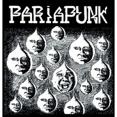 Pariapunk : S/T LP (White)