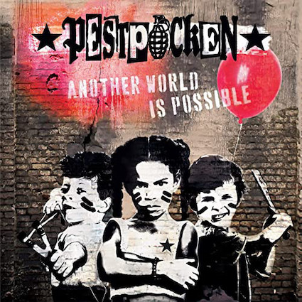 Pestpocken : Another world is possible LP (Marbled)