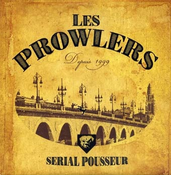 Prowlers (The): Serial Pousseur EP