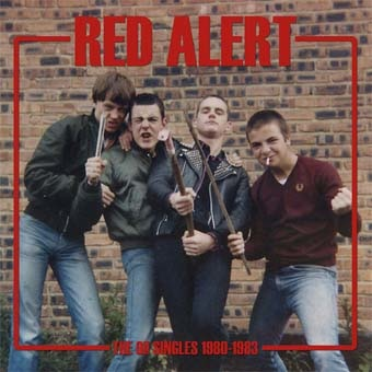 Red Alert: The Oï! Singles 1980-1983 LP
