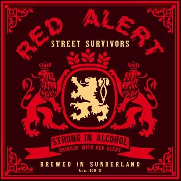 Red Alert: Street survivors LP