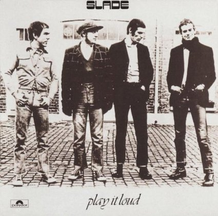 Slade : Play it loud LP