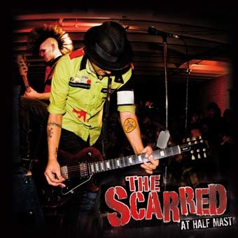Scarred (The): At half mast LP