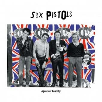 Sex Pistols: Agents of anarchy LP