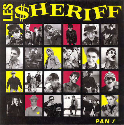 Sheriff (Les): Pan! LP