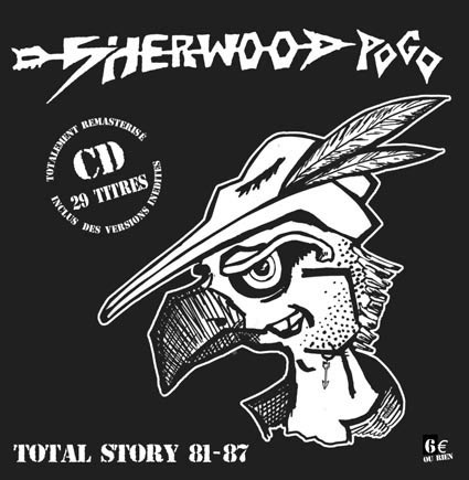 Sherwood Pogo: Total story 81-87 CD