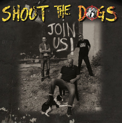 Shoot the dogs : Join us! LP