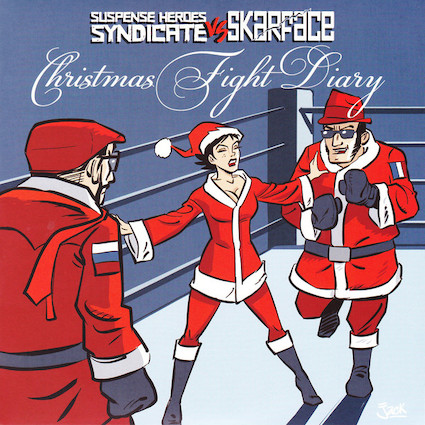 Skarface/ Suspense heroes syndicate : Split EP