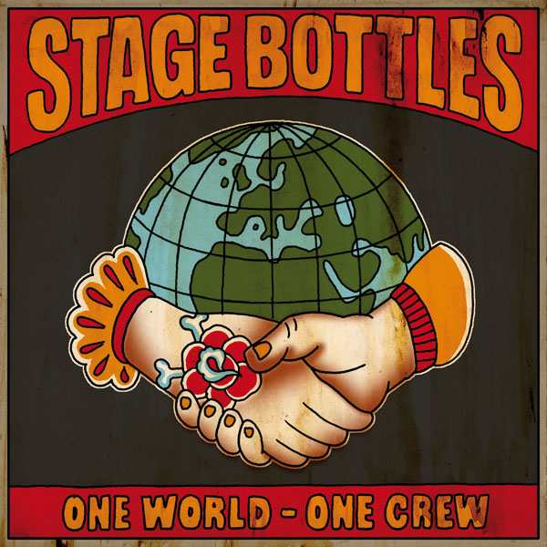 Stage Bottles: One world-one crew EP