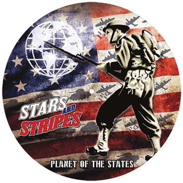 Stars & stripes: Planet of the state Pict LP