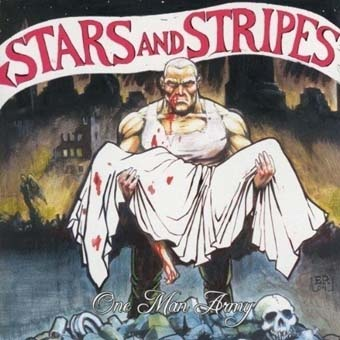 Stars & stripes: One man army LP
