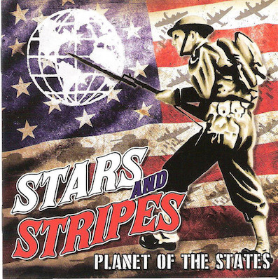 Stars'n'stripes : Planet of the state CD