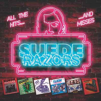 Suede Razors : All the hits... and misses LP