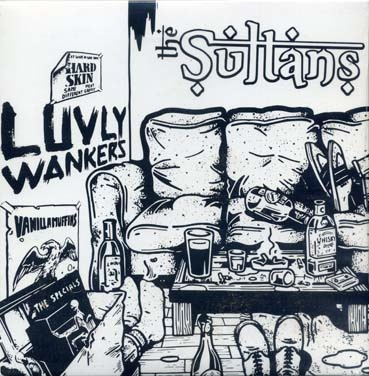 Sultans: Luvly wankers EP