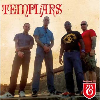 Templars/ Odio simple: Split 7''