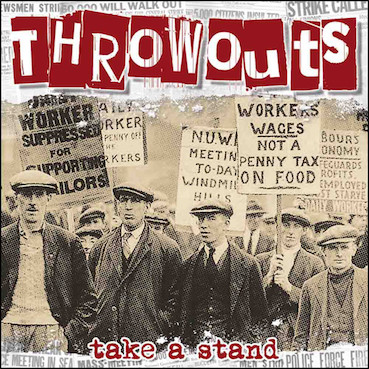 Throwouts : Take a stand LP