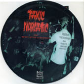 Toxic Narcotic : Beer in the shower 7""