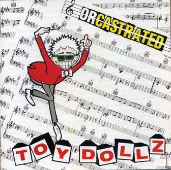 Toy Dolls: Orchestrated CD