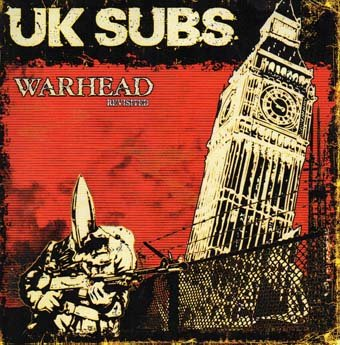 UK Subs: Warhead revisited 10''