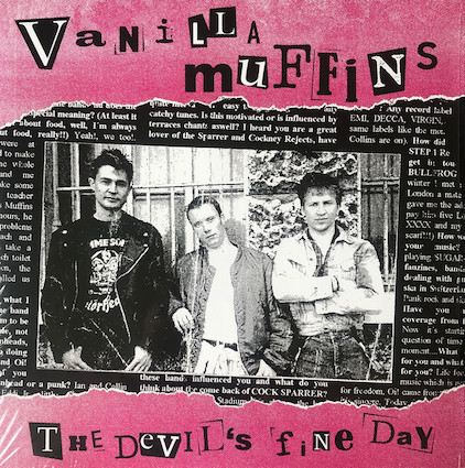 Vanillia Muffins : The devil's fine day LP