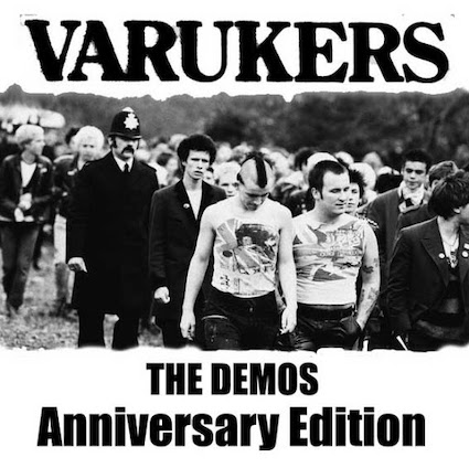 Varukers : The Demos-Anniversary Edition LP