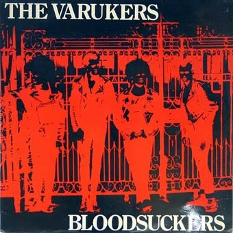 Varukers: Bloodsuckers LP