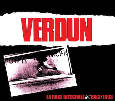 Verdun : La rage integrale 1983/1993 CD