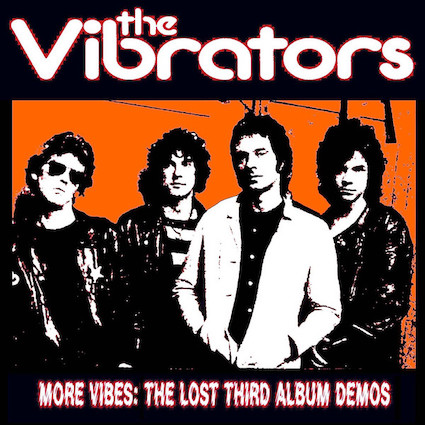 Vibrators (The) : More vibes : the lost 3rd album demos LP