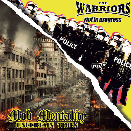 Warriors/ Mob Mentality : Split EP