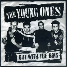 Young ones (the) : Out with the bois CD