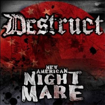 Destruct: New american nightmare LP